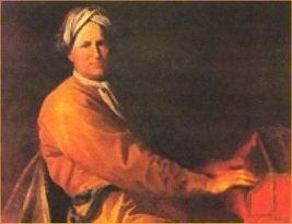 Ritratto del compositore e clavicembalista Bernardo Pasquini
